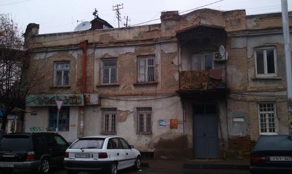 Avlabari in Tbilisi