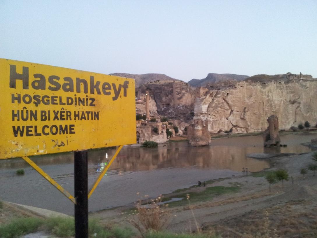 Beautiful and ancient Hasankeyf