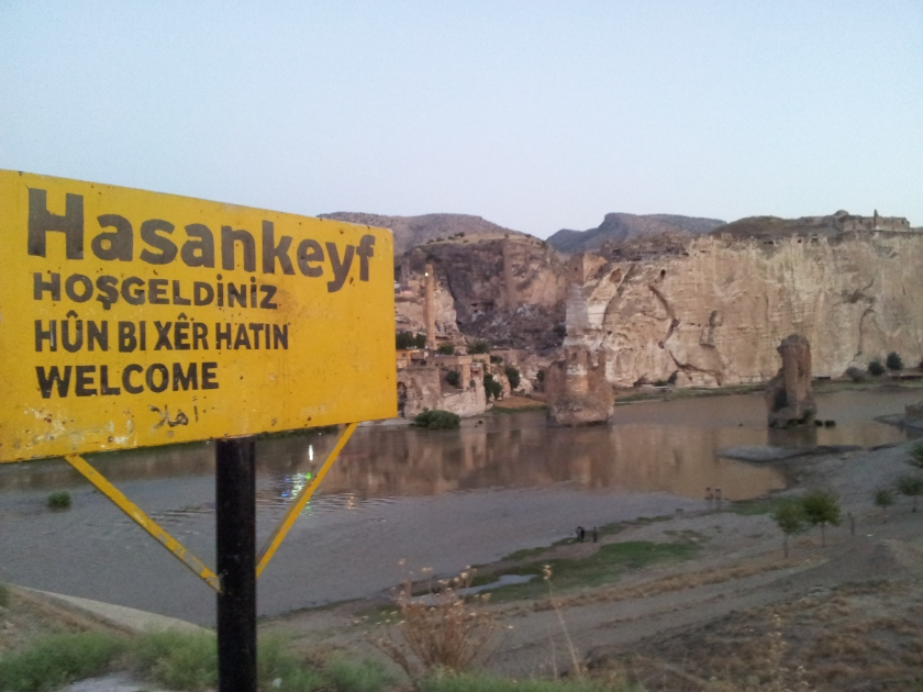 Beautiful and ancient Hasankeyf