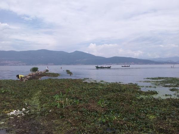 Erhai lake, Dali