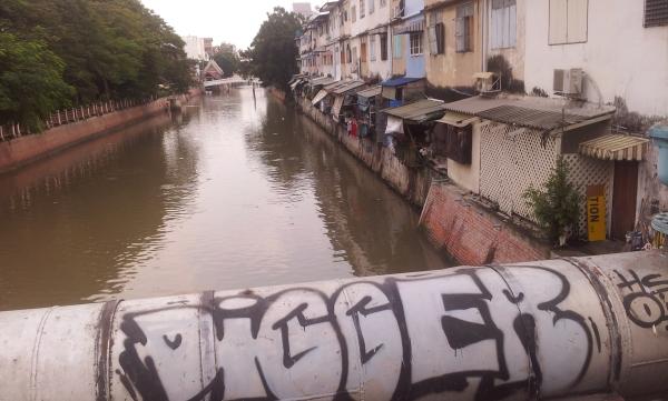 Lamphu canal