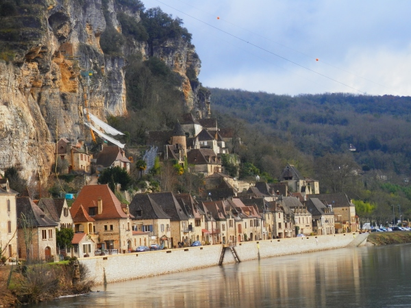 La Roque Gageac on the Dordogne