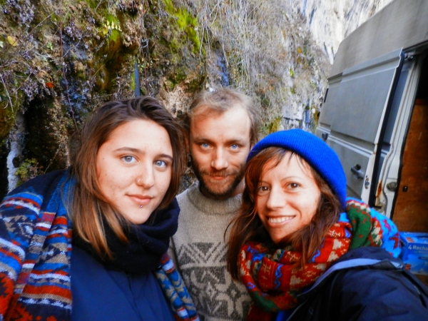 Nicol, Albin et moi