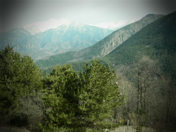Mont Canigou (i think!)
