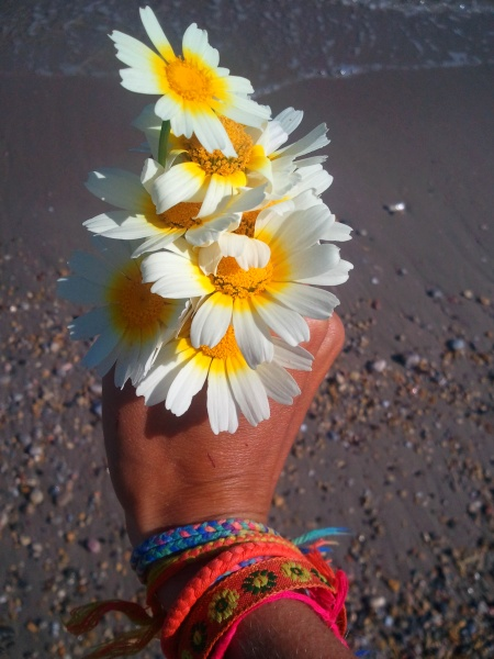 Flowers for Karen