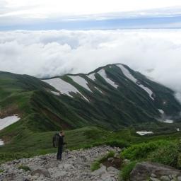 Hiking the Dewa Sanzan in Honshu, Japan