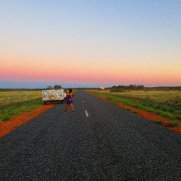 Hitchhiking the Outback: part 2