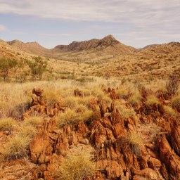 Hiking the Larapinta Trail, Australia