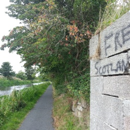 Scottish National Trail (part 2): canal walking from Edinburgh to Glasgow