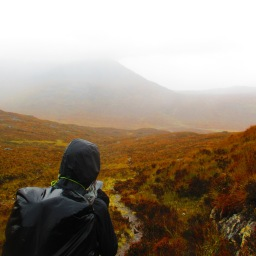 Hiking the Scottish National Trail (part 5): slogging through bogs on the Cape Wrath trail
