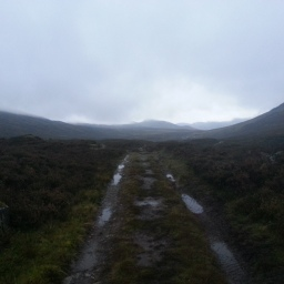 Scottish National Trail (part 3): racing against the storms from Glasgow to Pitlochry