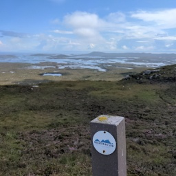 Bogs, beaches and bombs on the Hebridean Way