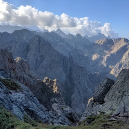 The time of my life on the GR20: part 1